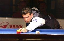 Tayfun Tasdemir, semifinalista